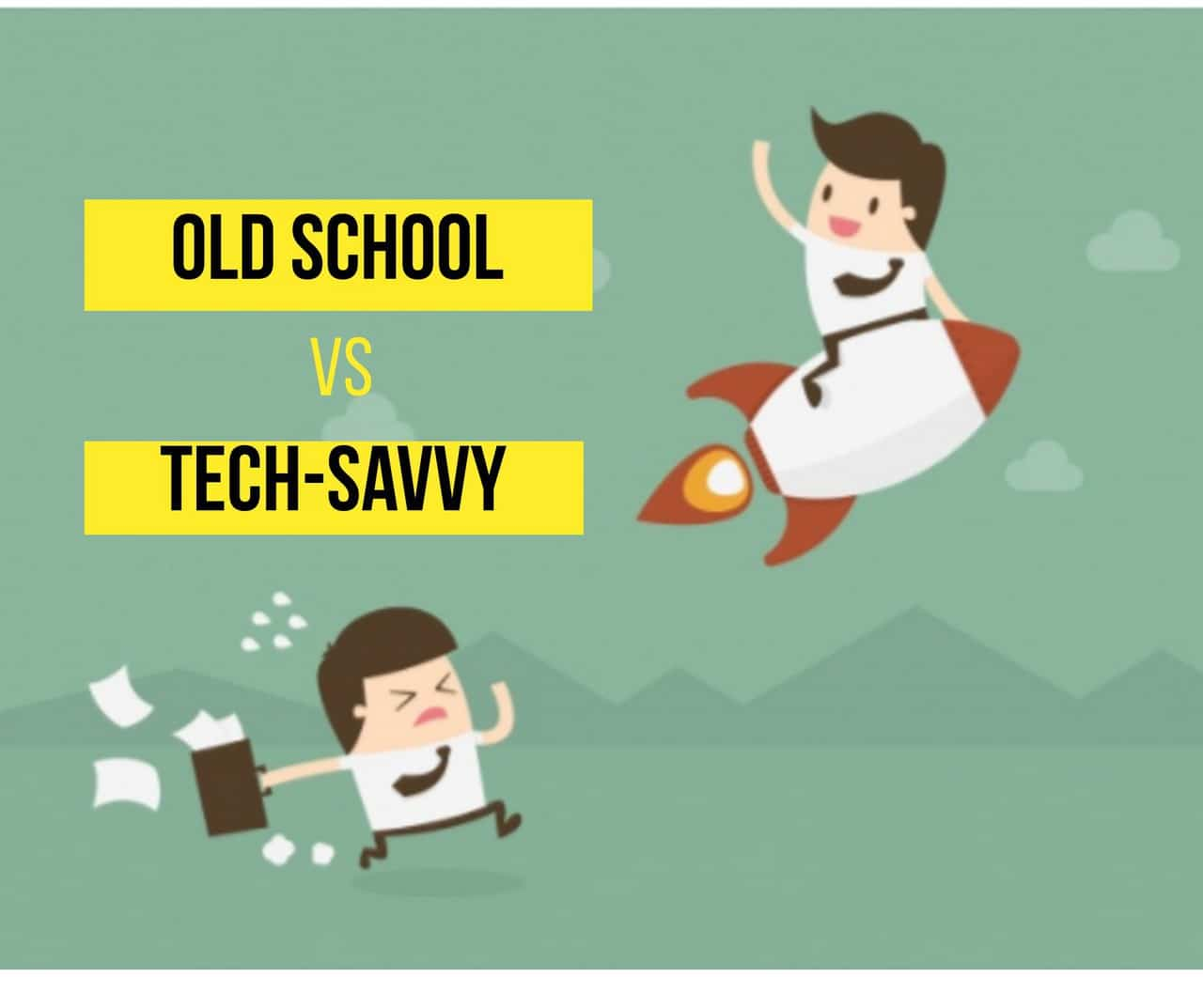 Does Digital Marketing Actually Help Real Estate Agents? Old School Vs the Tech-Savvy